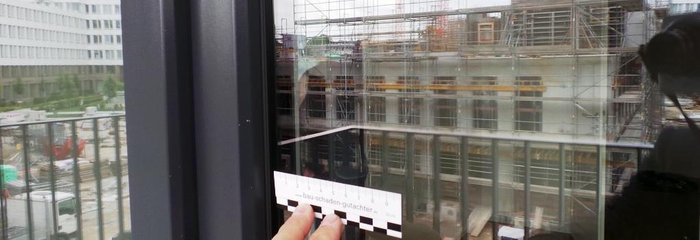 Ingenieurbüro Olaf Printz - Glasfassade